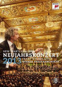Cover Wiener Philharmoniker / Franz Welser-Möst - New Year's Concert 2013 / Neujahrskonzert 2013 [DVD]